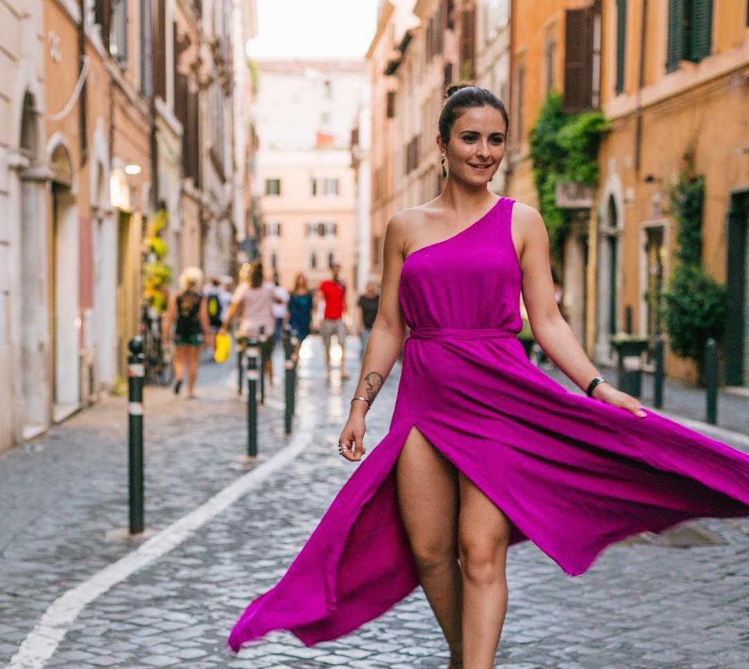 Celinne da Costa on Travel