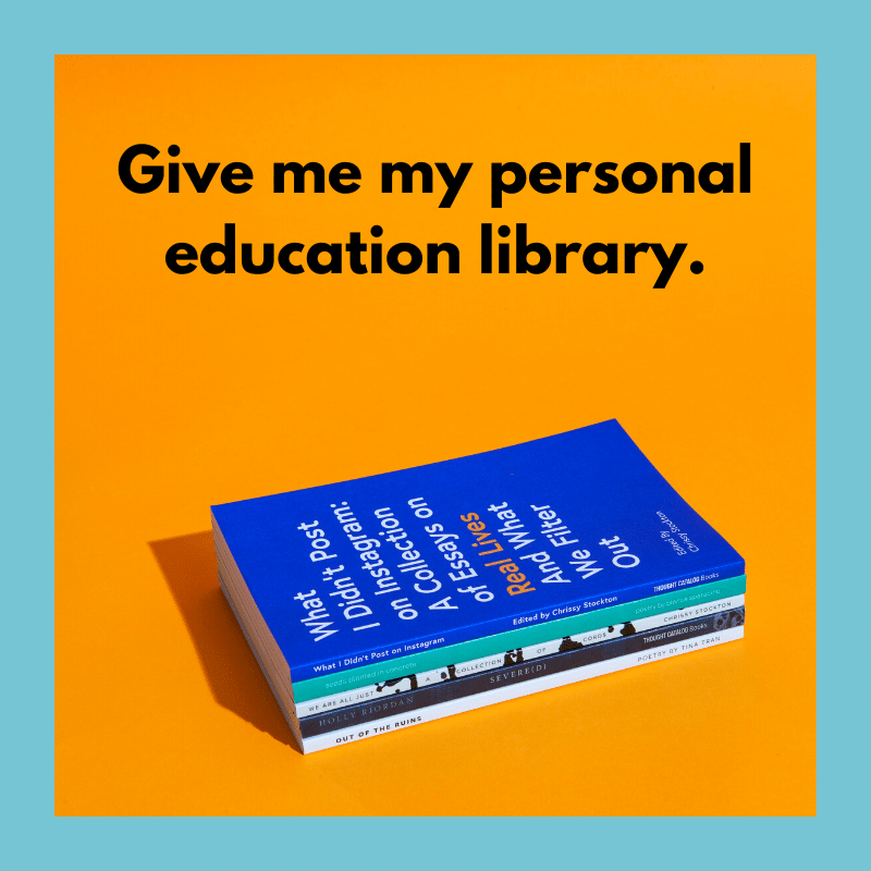 Your Personal Education Library