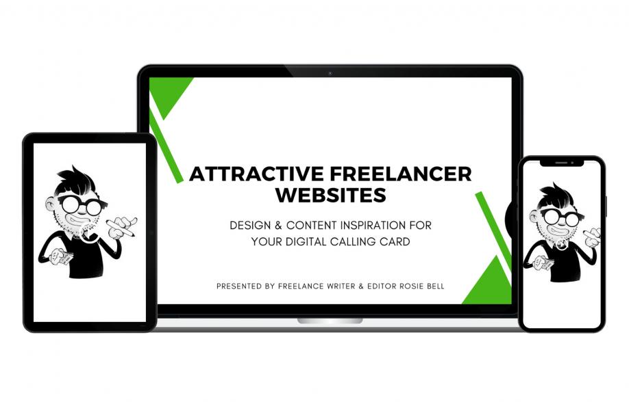 Build An Attractive Freelancer Website