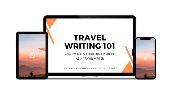 Travel Writing Course - Everything You Need To Know